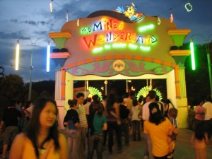 Cultural experience at Mines Wonderland